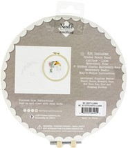 "Fabric Editions Needle Creations 3D Stitch Kits 8""-Llama - $11.43"