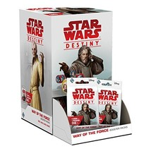 Fantasy Flight Games Star Wars Destiny: Way of the Force Booster Pack Di... - $41.41