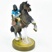 Nintendo The Legend of Zelda Breath of the Wild Link Hooded Rider Loose ... - $24.74