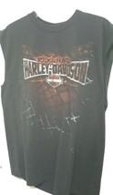 Ride Hard Harley-Davidson T-Shirt Sleeveless Grand Cayman, B.W.I. pre-ow... - $23.33