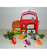 Fisher-Price Little People Animal Sounds Farm   - $34.64