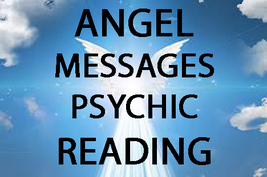 HAUNTED MESSAGES FROM YOUR ANGELS PSYCHIC READING 98 yr old Witch Cassia... - $14.89