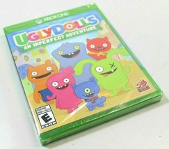NEW SEALED Ugly Dolls: An Imperfect Adventure - Xbox One XB1 - Free Shipping image 2