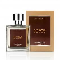 Fragrance Eau de Toilette No 908 for Men 100 ml by Mondial Made in Italy - $74.99