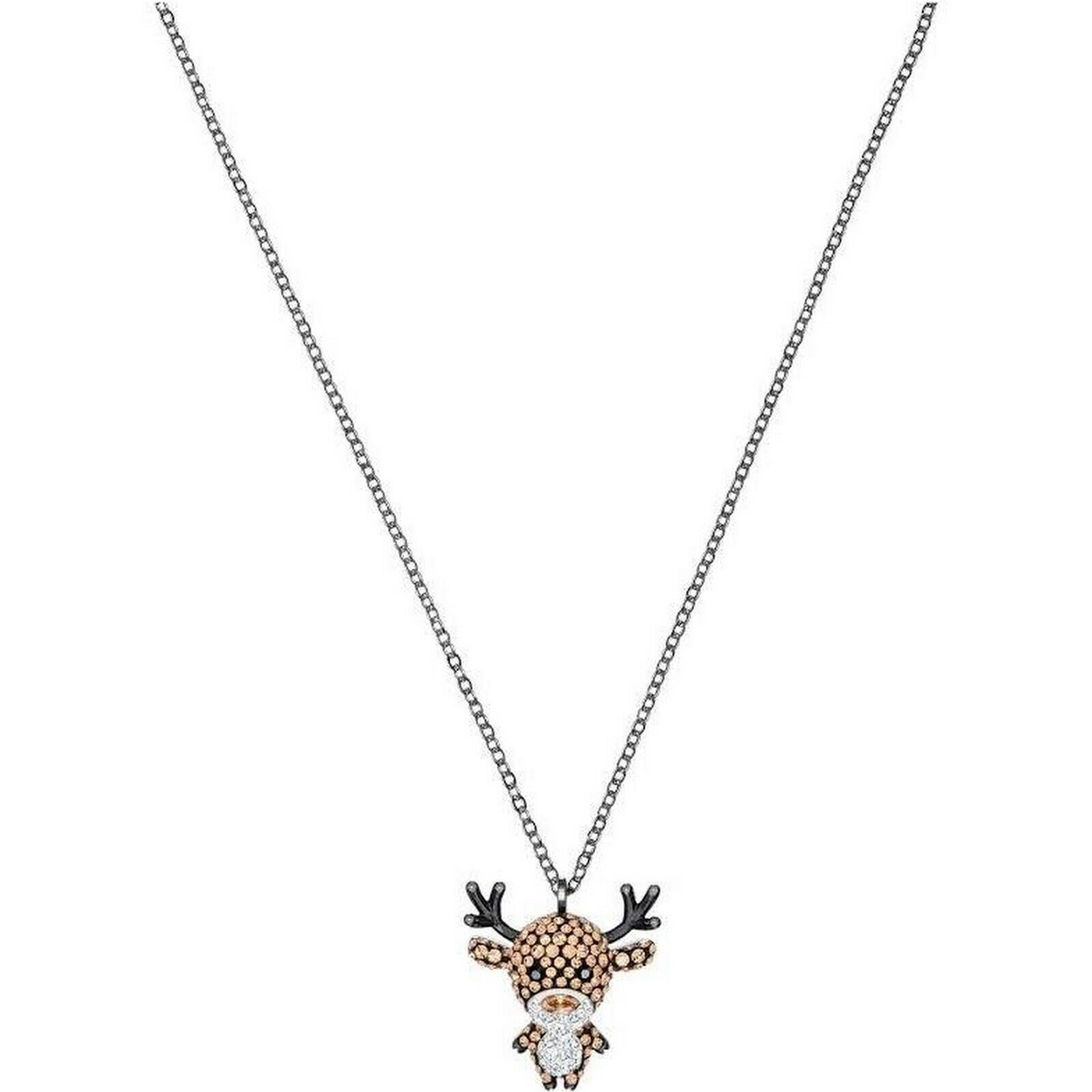 Primary image for NWT—SWAROVSKI LITTLE DEAR NECKLACE