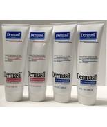 4 Dermasil Dry Skin Treatment Original & Advance Treatment Lotion EXP:01... - $27.76
