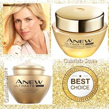 Avon Anew Ultimate Multi Performance Night Face Cream Anti Aging & Moist... - $20.69