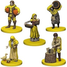 WizKids Agricola Game Expansion Yellow - $14.99