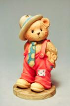 Cherished Teddies: Logan - 103756 - Love Is A Bear Necessity - Circus Ho... - $12.66