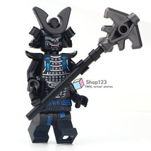 Single Sale Ninjago Lord Garmadon Lord of Destruction Cartoon Minifigures Block - $3.25