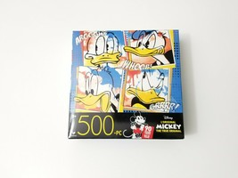 Disney Donald Duck 500 Piece Jigsaw Puzzle