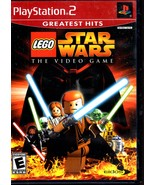 "PlayStation 2 - ""Greatest Hits"" Lego Star Wars (The Video Game) - $7.90"