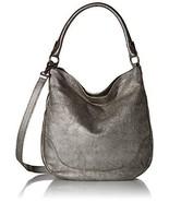 FRYE Melissa Hobo, Silver - $304.48