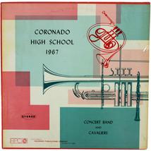 CORONADO HIGH SCHOOL Concert & Jazz Stage Bands 1967 LP Private Press 60... - $23.36