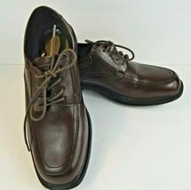 Nunn Bush Kore Men's Brown Leather Oxford Shoes Size US 7.5  84355 - $46.97