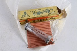 Antique Old German Made Original Record Medical Glass Syringe in a Box. - $34.75