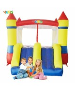 Jumping Castle Inflatable Bouncy 3.7x2.6x2.1m Outdoors Inflatable Bouncer - $609.83