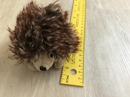 LIKE NEW Plush Folkmanis Hedgehog Finger Puppet - $1.49