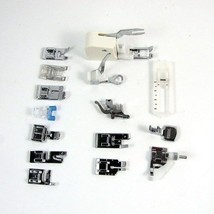 15pcs Low Shank Sewing Machine Feet for Brother,babylock,Janome,Elna,Ken... - $24.74