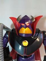 "Disney Pixar Toy Story Large Deluxe 14"" Talking Emperor Zurg Figure Rare... - $38.61"