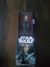 "Star Wars 12"" Sergeant Jyn Erso Action Figure Rogue One Disney 2016 Hasb... - $6.62 CAD"