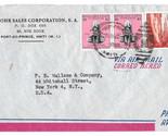 7 1956 haiti airmail cover port au prince duplex h cancel to us sc  408 c99   copy thumb155 crop