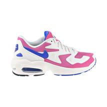 Nike Air Max 2 Light Women's Shoes Summit White-Cosmic Fuchsia CK2602-101 - £72.98 GBP