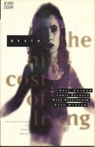 (CB-12} 1994 DC Trade Paperback : Death - The High Cost of Living { $12.... - $12.00
