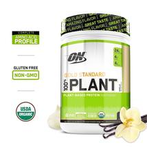 ON GOLD STANDARD Organic Plant Protein - $122.47