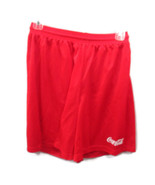 Coca-Cola Sport-Tek Athletic Shorts Red Mesh Lined Drawstring Size X-Lar... - $25.74