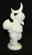 "SNOWBABIES FIGURINE "" REACH FOR THE MOON "" #56.06852 ,, DEPARTMENT 56 - $9.89"