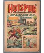 Hotspur #499 5/10/1969-D.C. Thompson-tabloid format-comic thrills-VG - $31.53