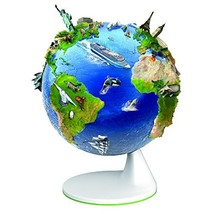 NeoBear Smart Interactive Globe Augmented Reality AR Educational Globe f... - $48.59