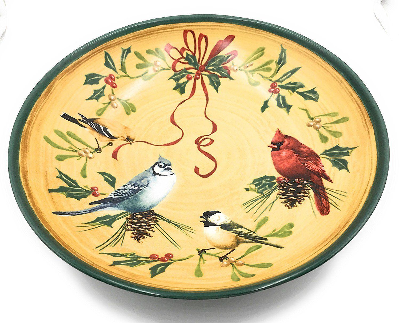Lenox Winter Greetings Large 14 12 Pasta And 50 Similar Items