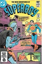 The New Adventures of Superboy Comic Book #23 DC Comics 1981 FINE+ - $1.75