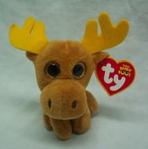 "Ty Teenie Boos Chocolate The Moose 3"" Plush Stuffed Animal Toy Mc Donald's - $14.85"