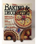 The Wilton Yearbook 1986 Baking & Decorating Cakes Cookies Candies - $10.44