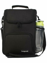 InsigniaX Crossbody Lunch Bag Cool Back to School Lunch Box/Cooler/for A... - $24.25 CAD