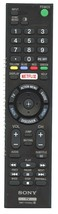NEW SONY Remote Control for  XBR43X830C, XBR49X830C, XBR55X810C, XBR55X850C - $27.80