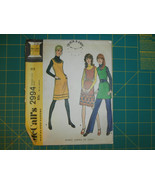 McCall's 2994 Size 12 Misses' Jumper Tunic - $11.64