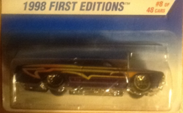 Hot Wheels, 65 Impala Lowrider,  1998 Frist Edition. No. 635 - $2.00