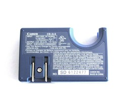 Canon CB-2LS Battery Charger for NB-1L Battery - S100 S110 S200 S230 S30... - $4.99