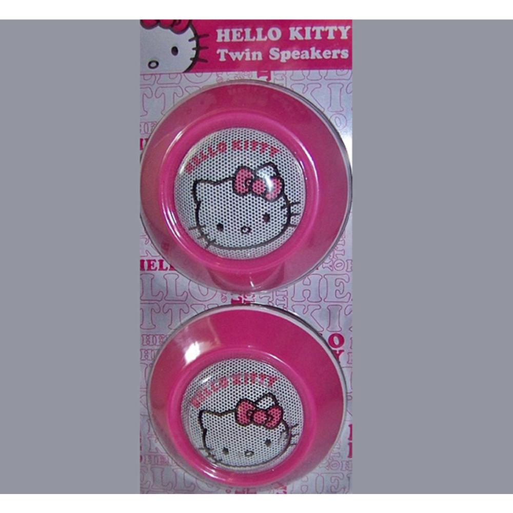 Hello Kitty Twin Speakers