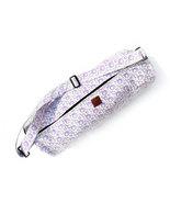 Shoulder Bag Handmade Pure Cotton Flower Indian Yoga Mat Carrier Cross B... - $26.99