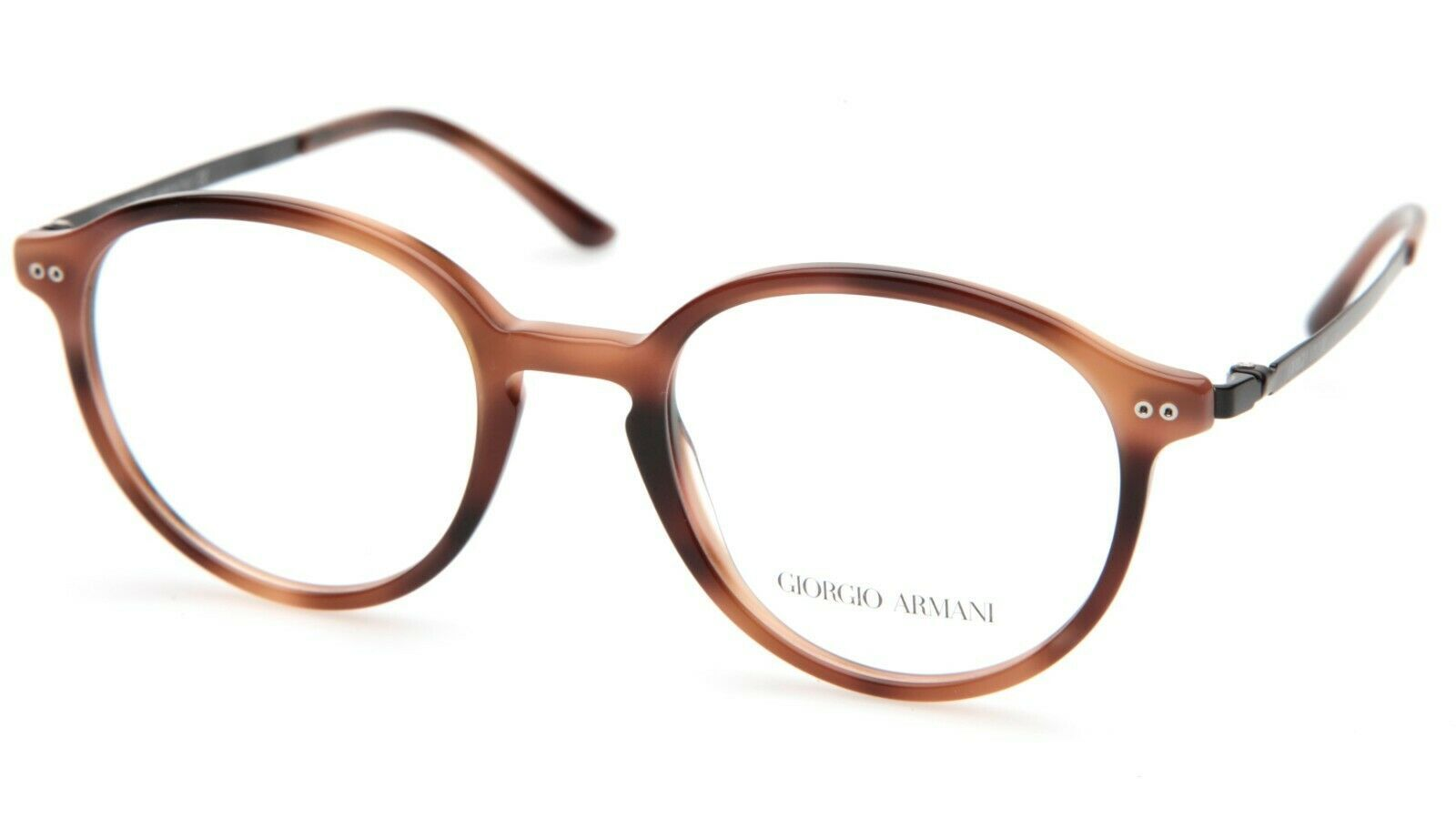 Primary image for New GIORGIO ARMANI AR7124 5574 Havana EYEGLASSES FRAME 49-20-145mm B42mm Italy