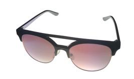 Kenneth Cole Reaction Mens Black Sunglass Soft Square Plastic KC1322  1B - $17.99