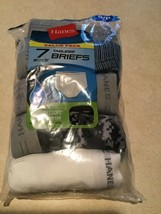 7 Pack Hanes Boys Tagless Boxer Briefs Small 6-8 Comfortsoft - $5.94