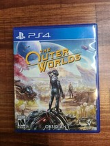 The Outer Worlds (PlayStation 4, 2019) - $24.99