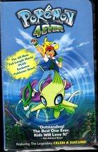 Pokemon 4 Ever ( VHS Tape) - $5.95