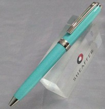 Sheaffer Prelude Mini Gloss Turquoise Ballpoint Pen - $47.03